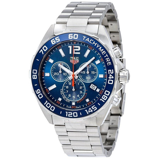 Tag Heuer Men's CAZ1014.BA0842 Formula One Chronograph Stainless Steel Watch