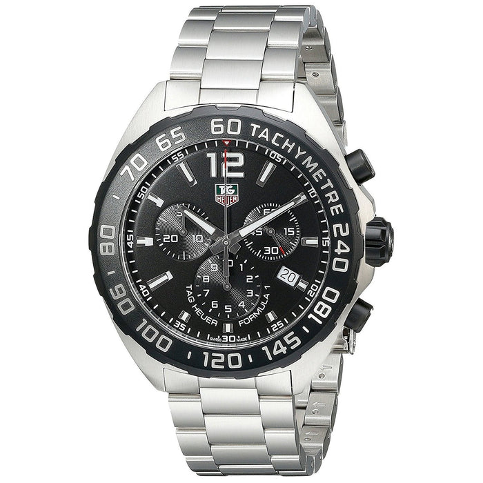 Tag Heuer Men's CAZ1110.BA0877 Formula 1 Chronograph Stainless Steel Watch