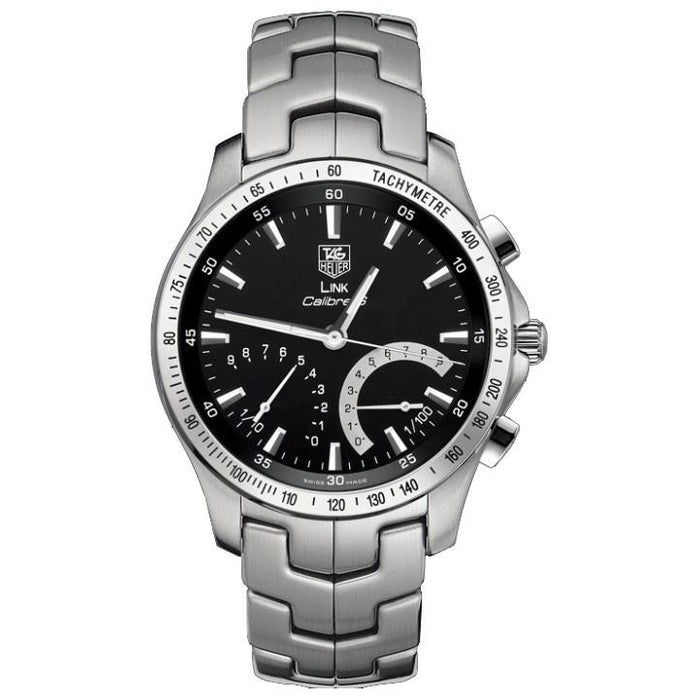 Tag Heuer Men's CJF7110.BA0592 Link Mechanical Stainless Steel Watch