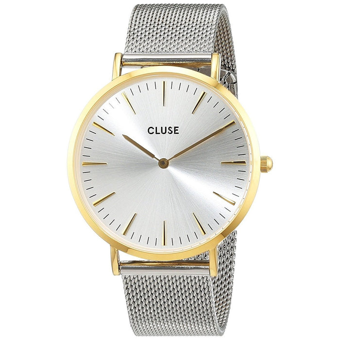 Cluse Women's CL18115 La Boheme Stainless Steel Watch