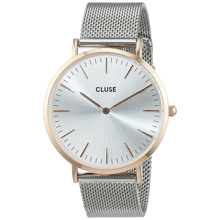 Cluse Women's CL18116 La Boheme Stainless Steel Watch