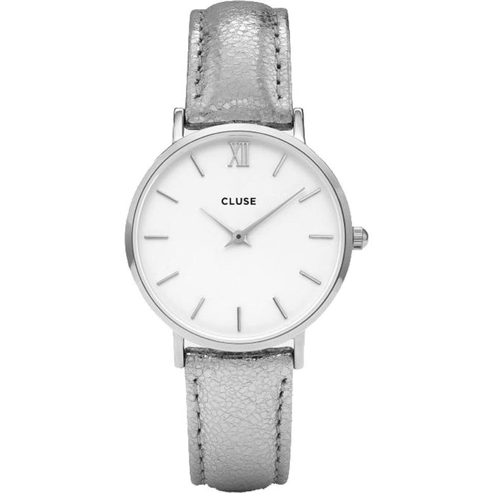 Cluse Women's CL30039 Minuit Leather Watch