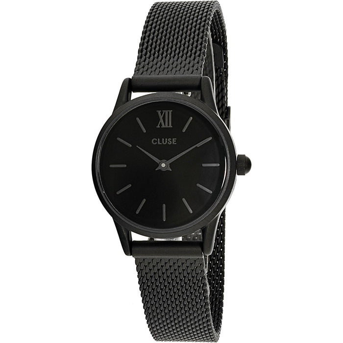 Cluse Women's CL50004 La Vedette Black Stainless Steel Watch