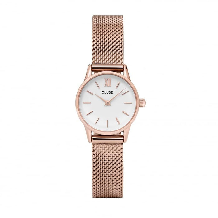 Cluse Women's CL50006 La Vedette Rose-Tone Stainless Steel Watch