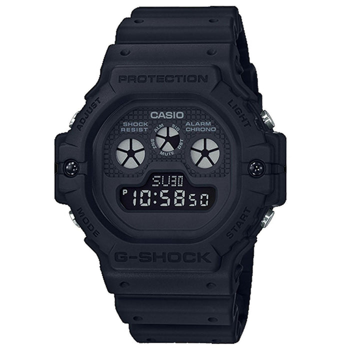 Casio Women's DW5900BB-1 G-Shock Black Resin Watch