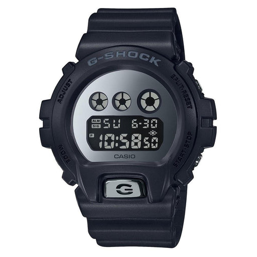 Casio Men's DW6900MMA-1 G-Shock Black Resin Watch