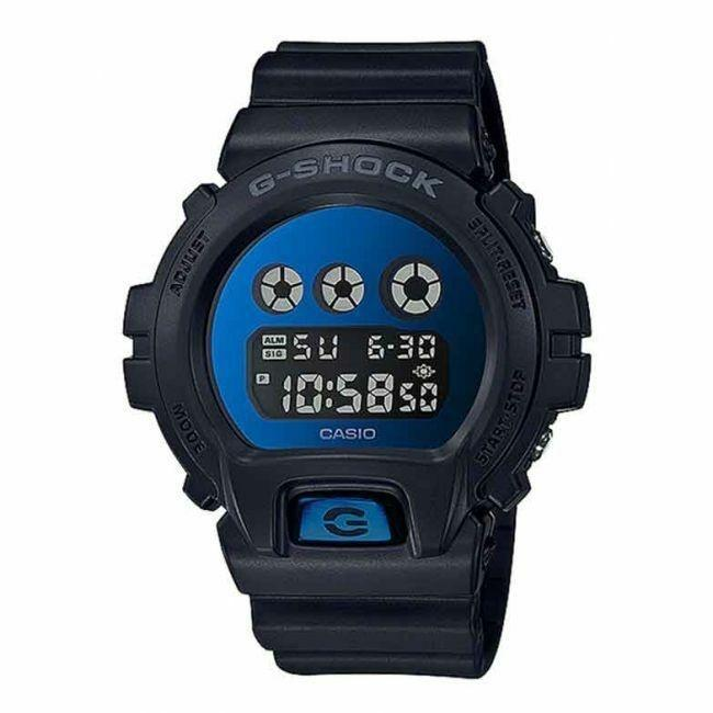 Casio Men's DW6900MMA-2 G-Shock Black Resin Watch