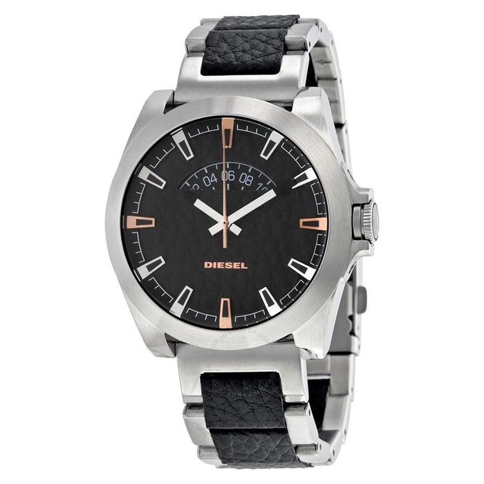 Diesel Men's DZ1721 Arges Two-Tone Leather Watch