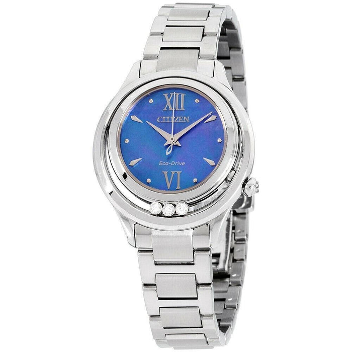 Citizen Women's EM0510-53N Sunrise Stainless Steel Watch