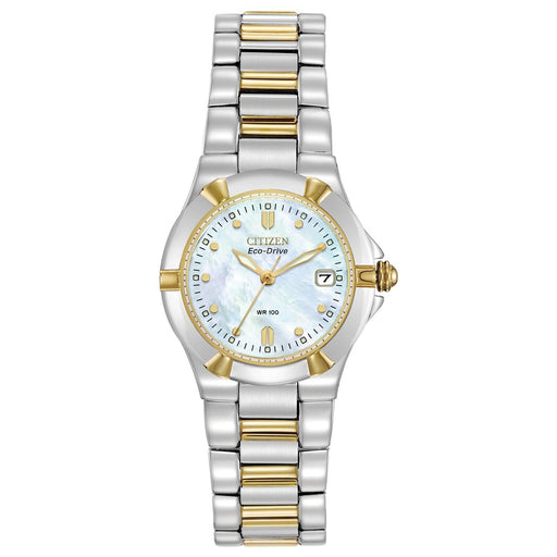 Citizen Women's EW1534-57D Riva Two-Tone Stainless Steel Watch