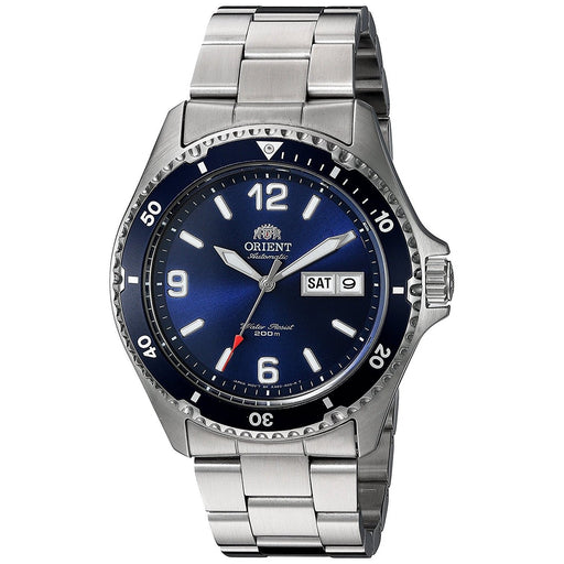 Orient Men's FAA02002D9 Mako II Automatic Stainless Steel Watch