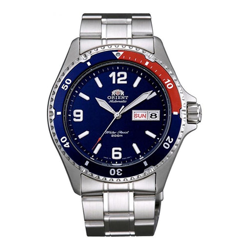 Orient Men's FAA02009D9 Mako II Automatic Stainless Steel Watch