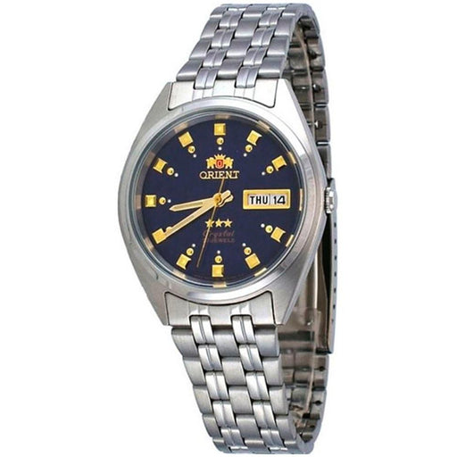 Orient Men's FAB00009D9 Tri Star Stainless Steel Watch