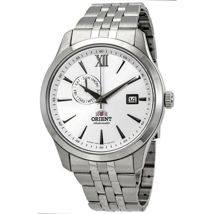 Orient Men's FAL00003W0 Contemporary Automatic Stainless Steel Watch