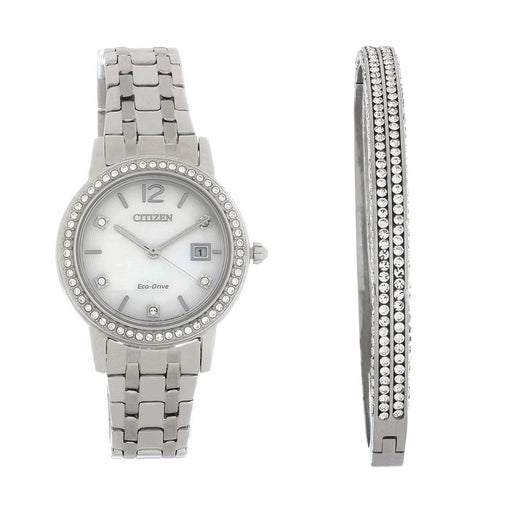 Citizen Women's FE1180-65D Silhouette Stainless Steel Watch
