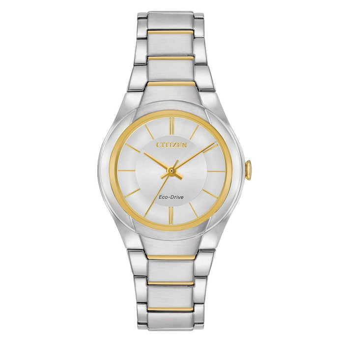 Citizen Women's FE2094-51A Paradigm Two-Tone Stainless Steel Watch