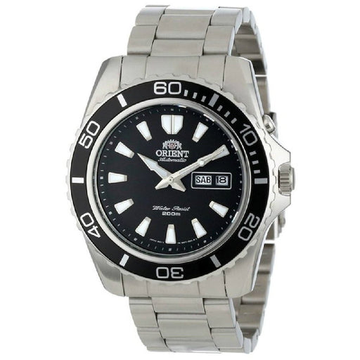 Orient Men's FEM75001BR Mako XL Automatic Stainless Steel Watch