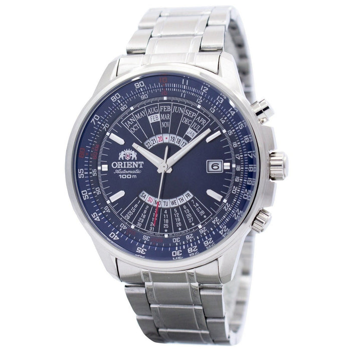 Orient Men's FEU07008DX Stainless Steel Watch