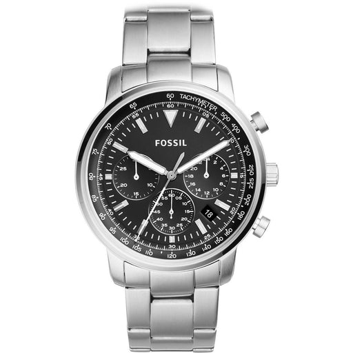 Fossil Men's FS5412 Goodwin Chronograph Stainless Steel Watch