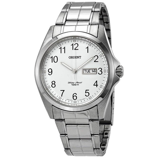 Orient Men's FUG1H002W6 Contemporary Stainless Steel Watch