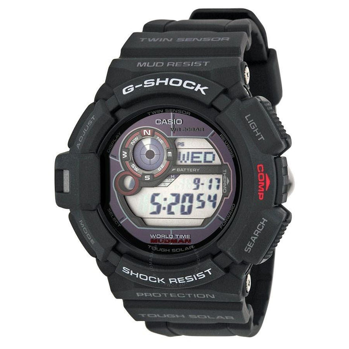 Casio Men's G9300-1 G-Shock Digital Black Resin Watch