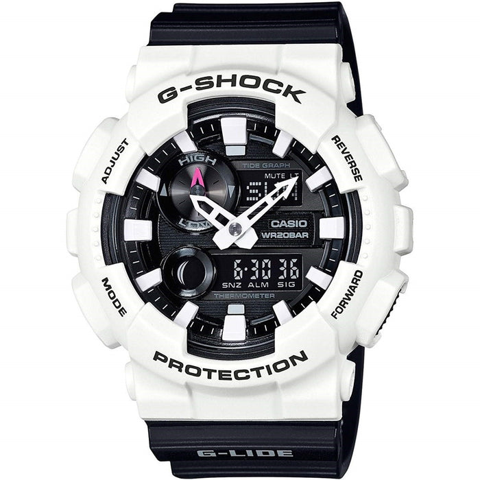 Casio Men's GAX100B-7A G-Shock Digital Black Resin Watch