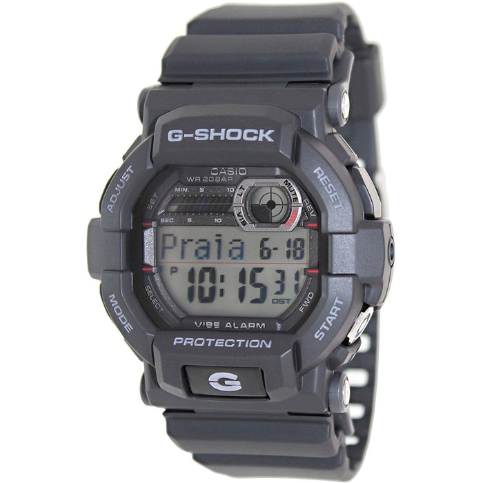 Casio Men's GD350-1 G-Shock Digital Black Resin Watch