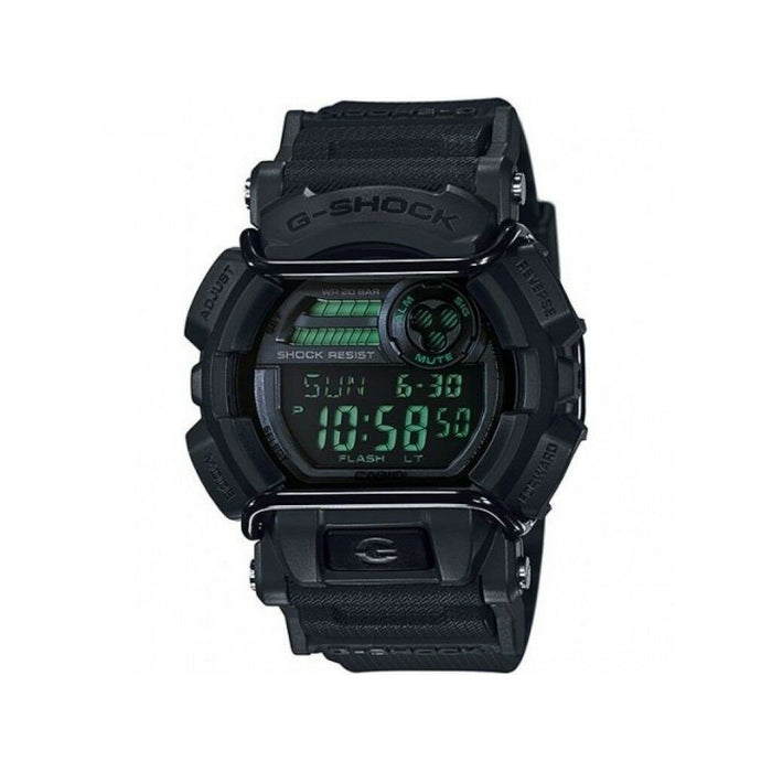 Casio Men's GD400MB-1 G-Shock Militiary Black Resin Watch