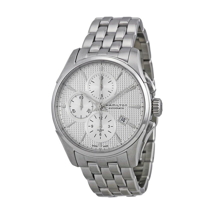 Hamilton Men's H32596151 Jazzmaster Chronograph Automatic Stainless Steel Watch