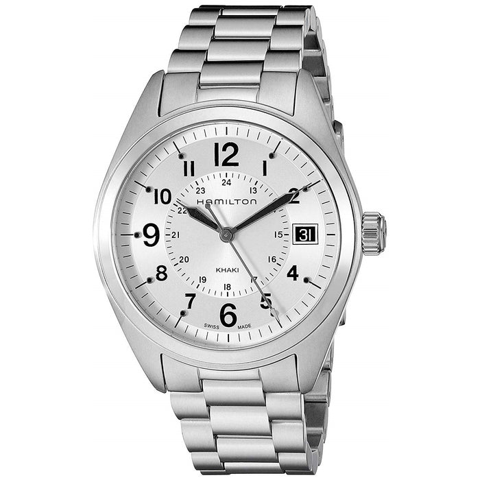 Hamilton Men's H68551153 Khaki Field Stainless Steel Watch