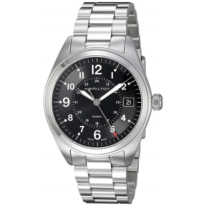 Hamilton Men's H68551933 Khaki Field Stainless Steel Watch