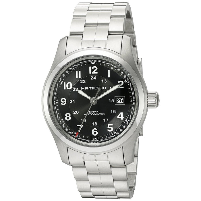 Hamilton Men's H70515137 Khaki Field Automatic Stainless Steel Watch