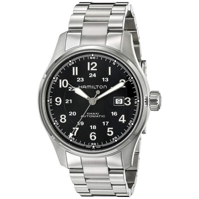 Hamilton Men's H70625133 Khaki Field Automatic Stainless Steel Watch