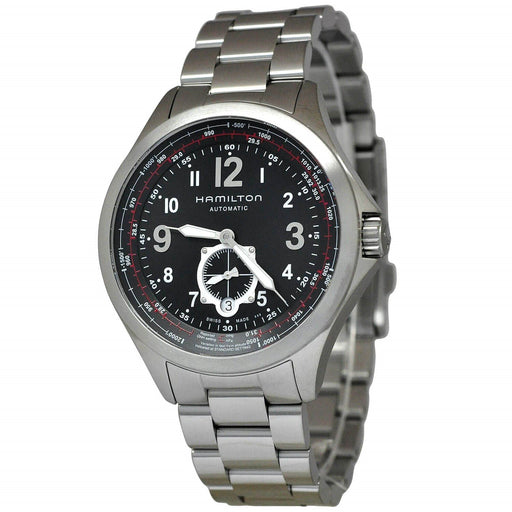Hamilton Men's H76655133 Khaki Aviation Automatic Stainless Steel Watch