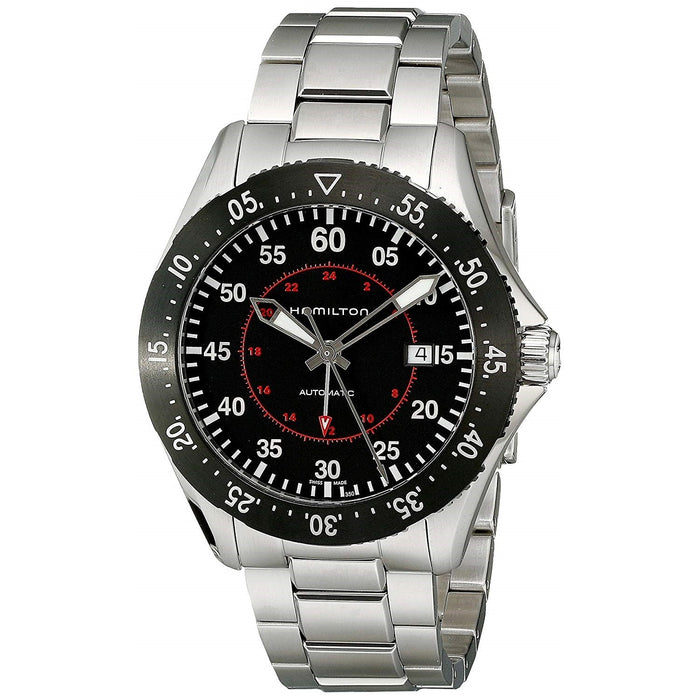 Hamilton Men's H76755135 Khaki Aviation Automatic Stainless Steel Watch