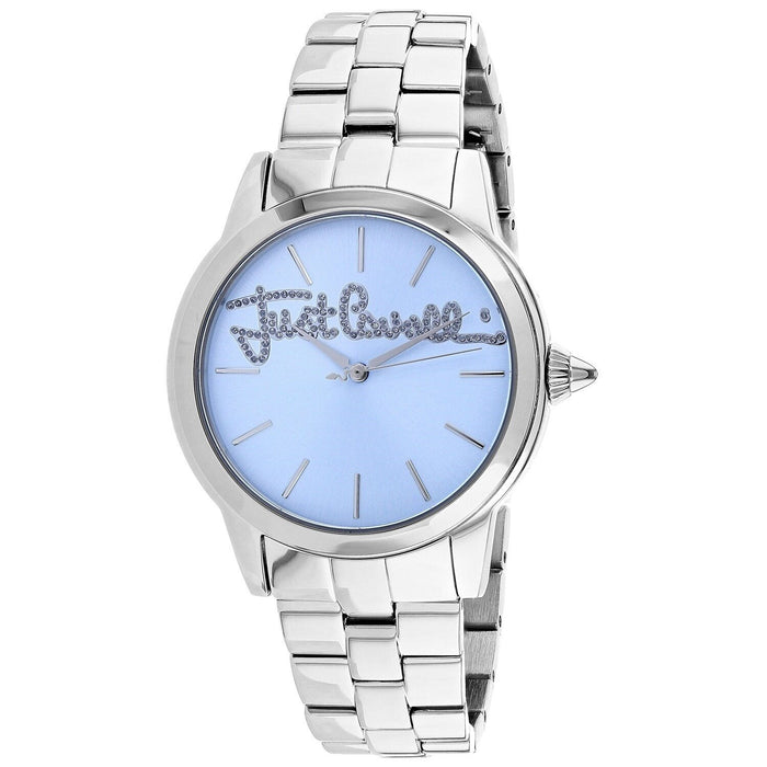 Just Cavalli Women's JC1L006M0065 Fashion Stainless Steel Watch