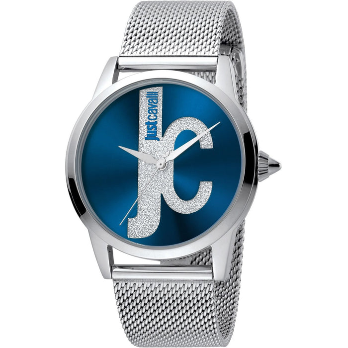 Just Cavalli Women's JC1L055M0055 J.C. Stainless Steel Watch