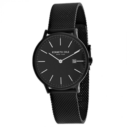 Kenneth Cole Men's KC15057004 Classic Black Stainless Steel Watch