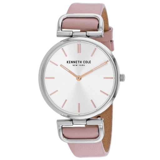 Kenneth Cole Women's KC50509006 Classic Pink Leather Watch