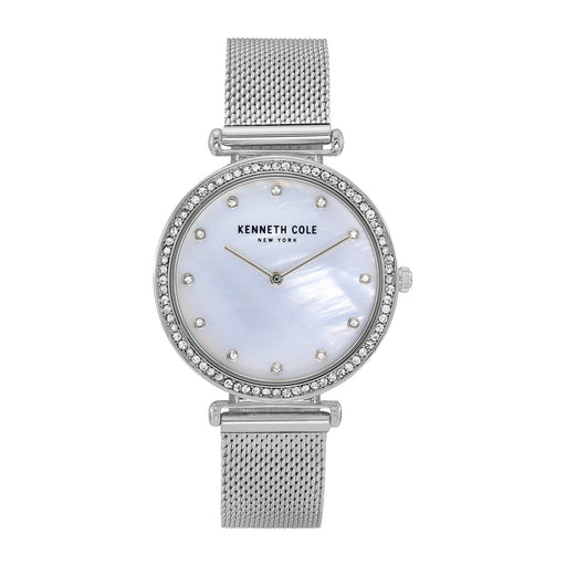 Kenneth Cole Women's KC50927002 Classic Stainless Steel Watch
