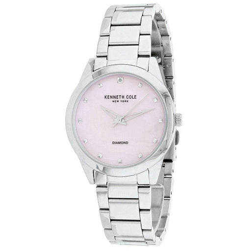 Kenneth Cole Women's KC50938001 Classic Stainless Steel Watch