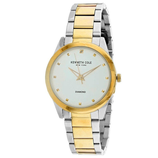 Kenneth Cole Men's KC50938004 Classic Two-Tone Stainless Steel Watch