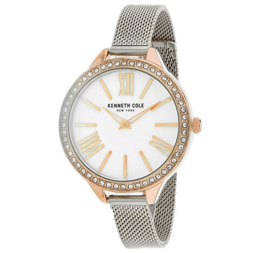 Kenneth Cole Women's KC50939003 Classic Stainless Steel Watch