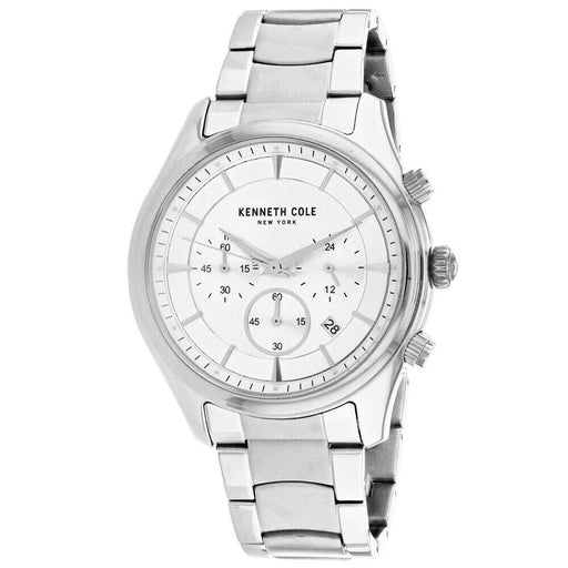 Kenneth Cole Men's KC50946001 Classic Chronograph Stainless Steel Watch