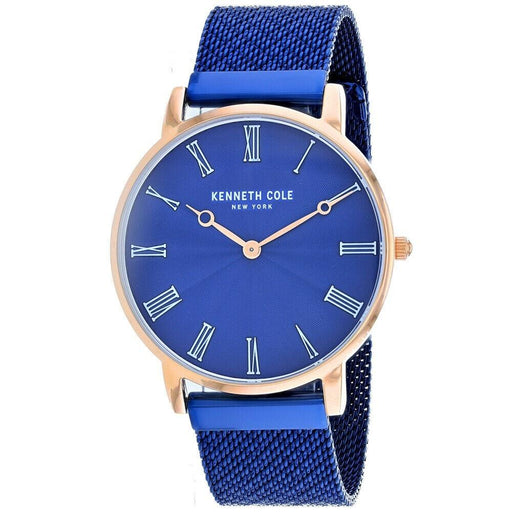 Kenneth Cole Men's KC50954003 Classic Blue Stainless Steel Watch