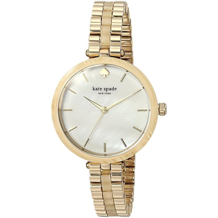 Kate Spade Women's KSW1331 Holland Gold-Tone Stainless Steel Watch