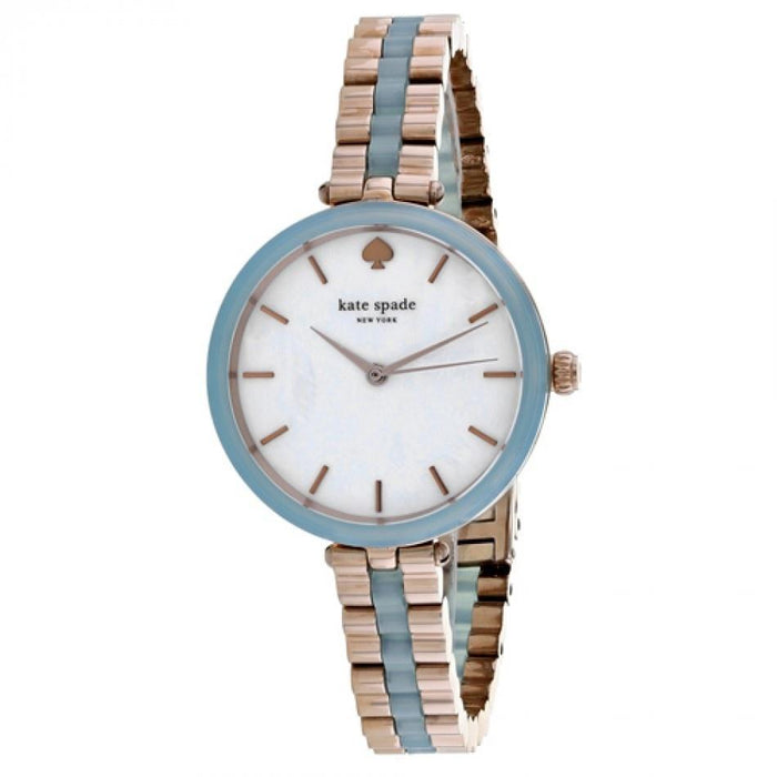 Kate Spade Women's KSW1424 Holland Two-Tone Stainless Steel Watch