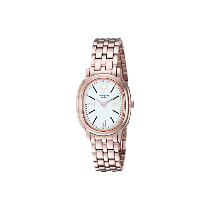 Kate Spade Women's KSW1430 Staten Rose Gold-Tone Stainless Steel Watch