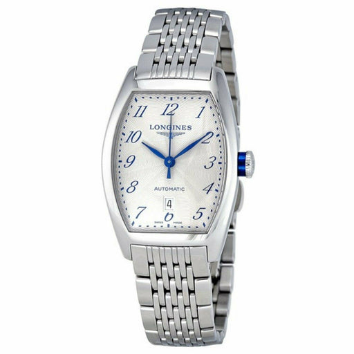 Longines Women's L2.142.4.73.6 Evidenza Stainless Steel Watch