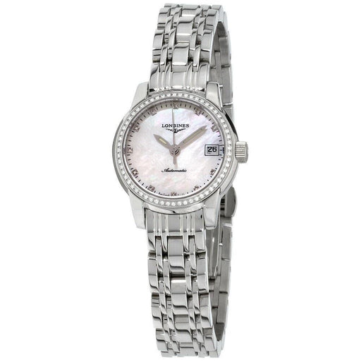 Longines Women's L2.263.0.87.6 Saint-Imier Stainless Steel Watch